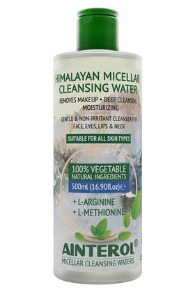 AINTEROL® Himalayan Micellar Cleansing Water 500ml (16.90fl.oz)