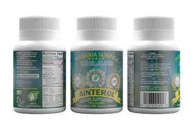 AINTEROL® Pueraria Mirifica 20 Years - XX Annis 500mg (300caps)